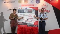 Canon Ramaikan Dirgantara Expo dengan Lomba Foto