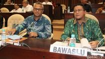 KPU, Bawaslu dan DPR Rapat Evaluasi Pilkada 2017