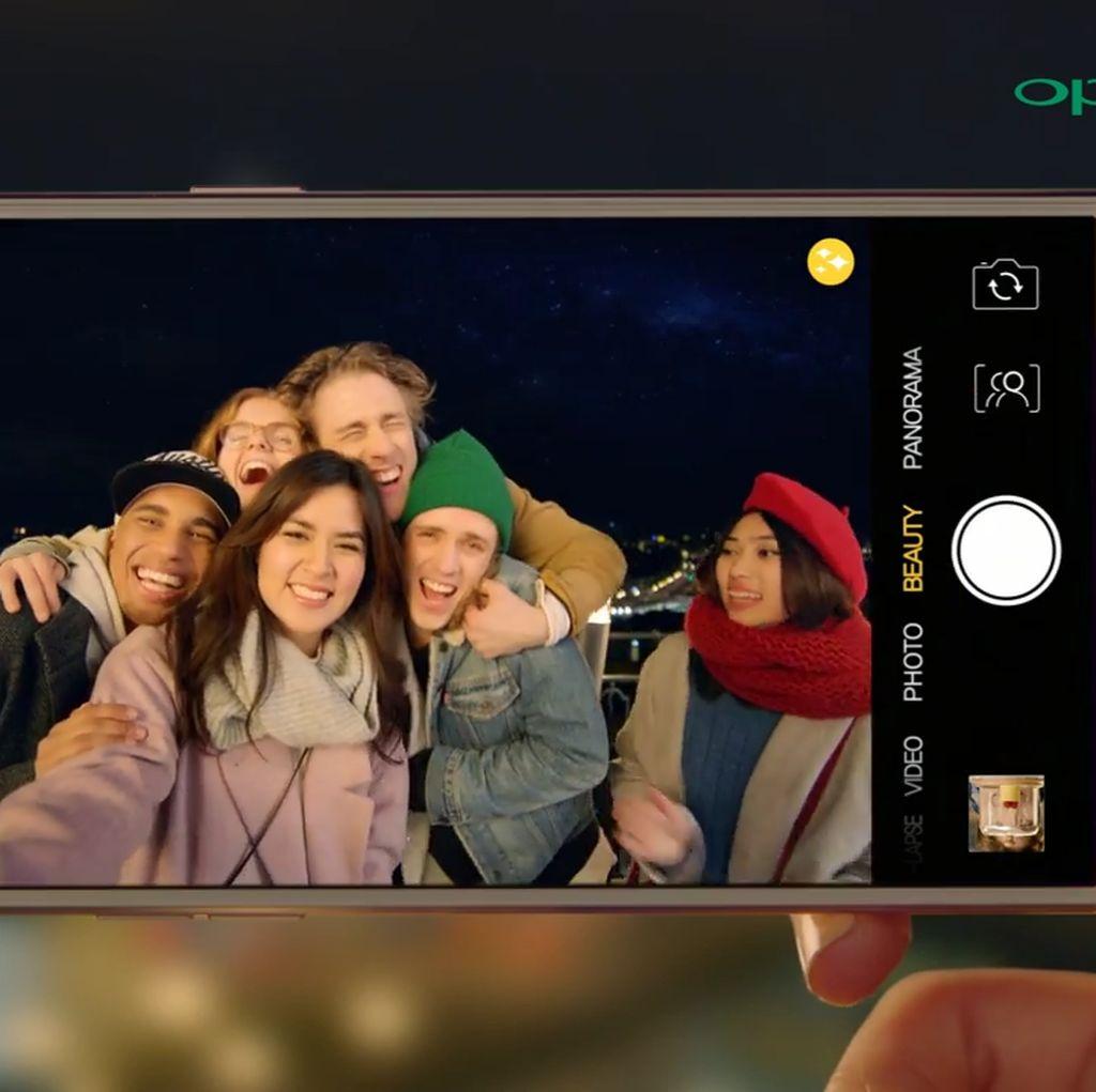 Oppo F3 Plus Akhirnya Meluncur, Harganya?