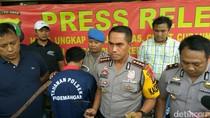 Polisi Tangkap Pembacok Bili Saat Tawuran di Pademangan Jakut