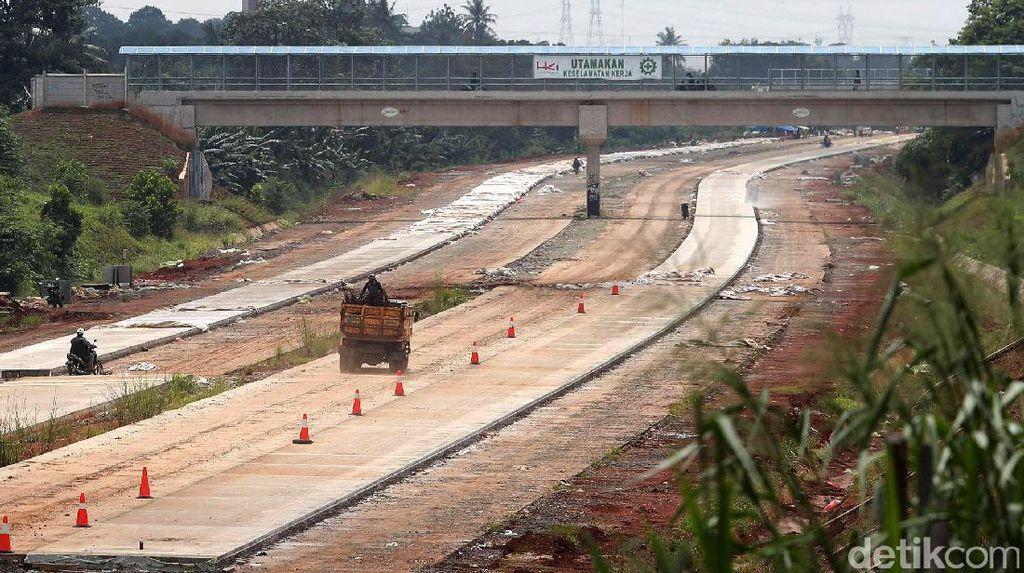Pembangunan Tol Kunciran-Serpong Telan Investasi Rp 2,6 T