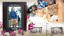 Patmi Meninggal, Jokowi Minta KSP Bantu Urus dan Sampaikan Santunan