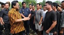 Temui Pelaku Illegal Fishing, Oso Ingatkan Tak Curi Ikan Lagi