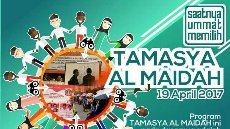Sempat Heboh, Tamasya Al-Maidah Batal Dilaksanakan