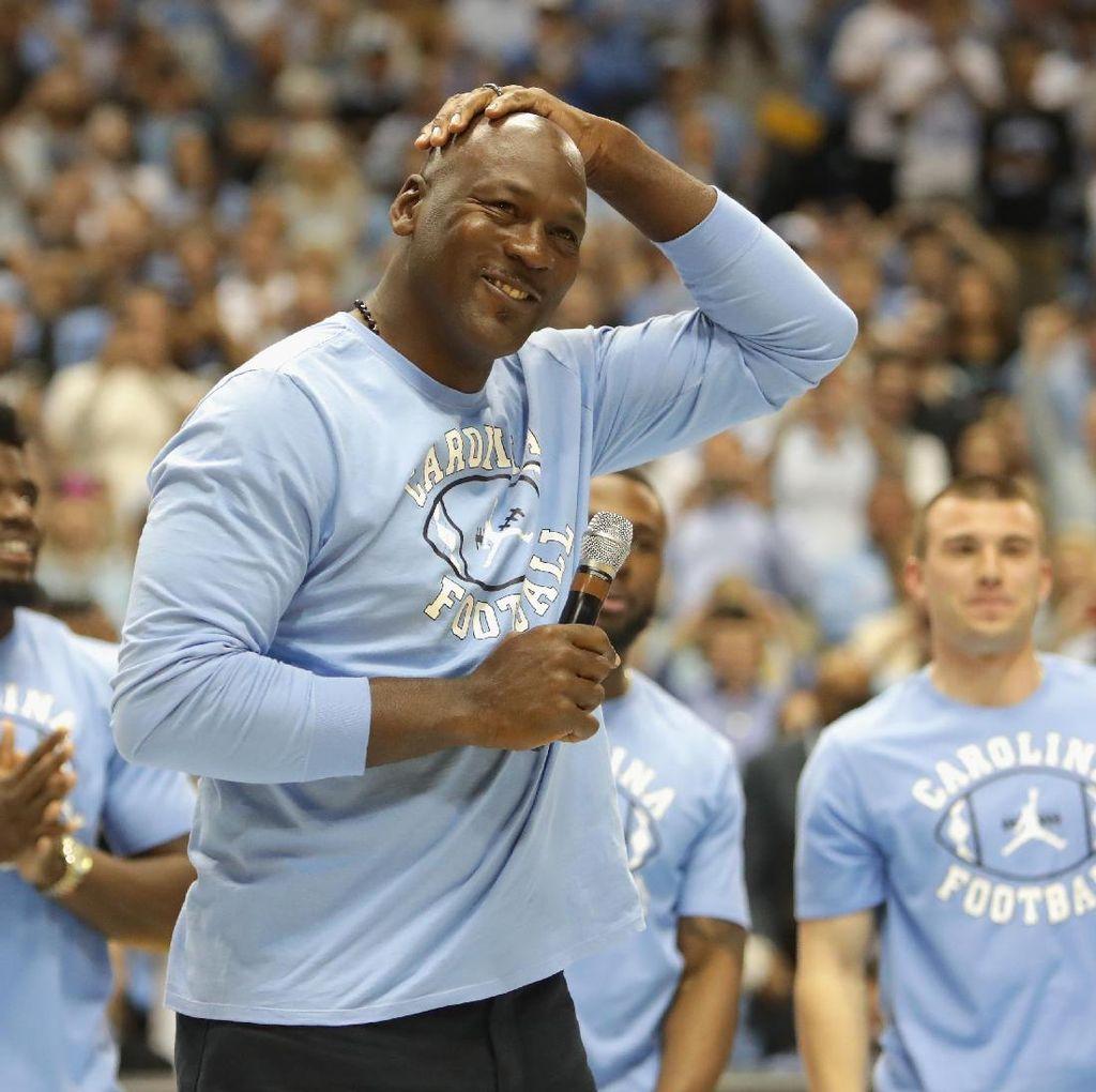 Michael Jordan Masuk Daftar Orang Terkaya Versi Forbes