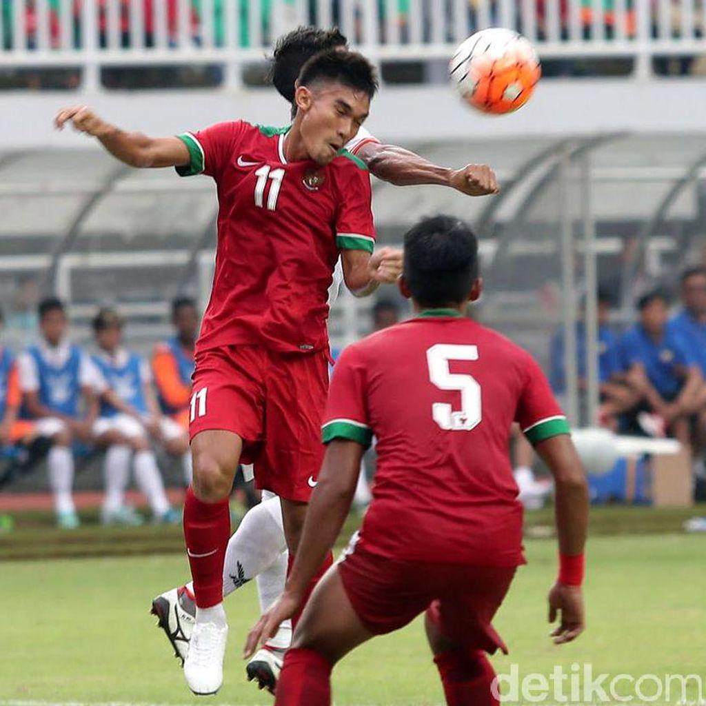Kalah 3-1 dari Myanmar, Netizen Kritik Pelatih dan Pemain