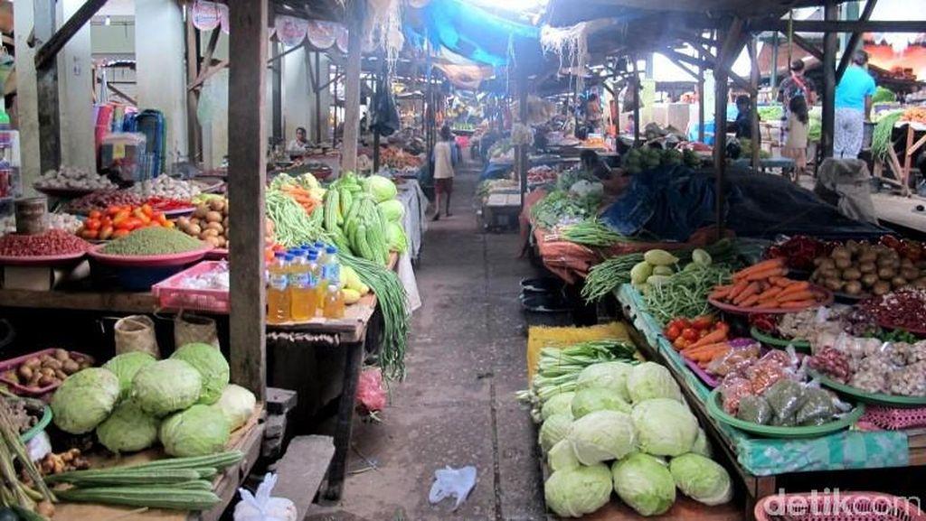 Yang Unik & Tersembunyi di Pasar Atambua