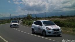 Risers Sumringah Susuri Pesisir Selatan Sulawesi dengan Datsun