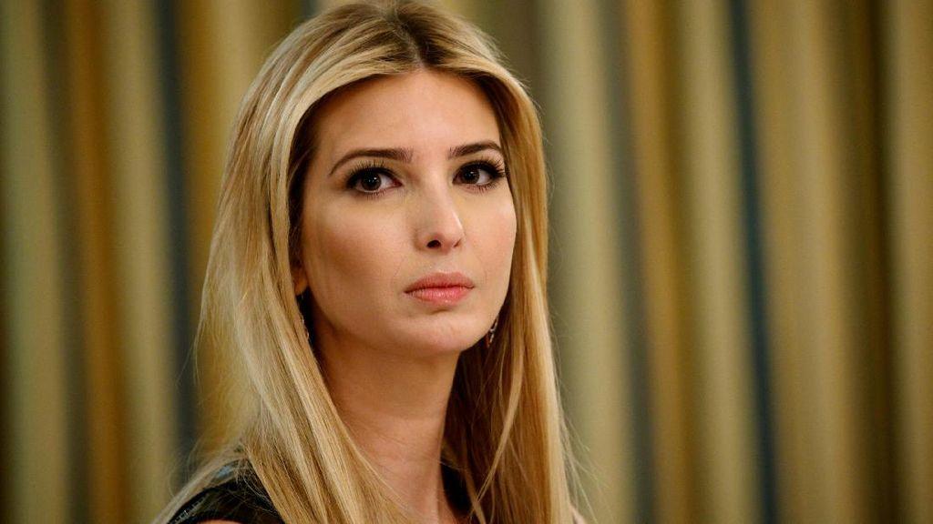 Jadi Anak Presiden, Ivanka Trump Pakai Jasa Fashion Stylist Selebriti