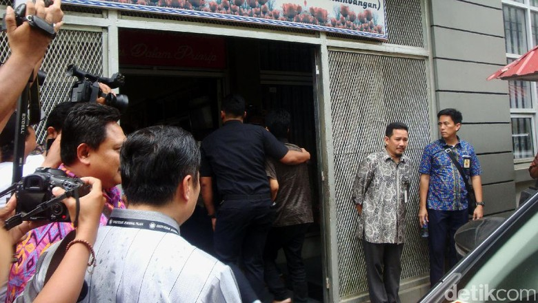 Pengemplang Pajak Asal Mataram Dijebloskan ke Nusakambangan
