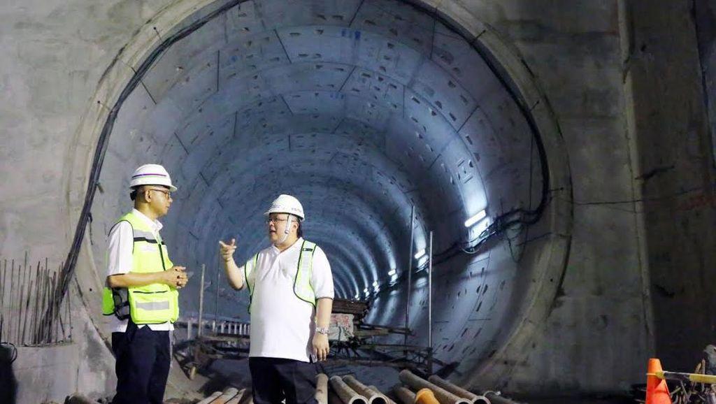 Stasiun MRT Jakarta Bakal Dilengkapi Pusat Bisnis dan Hunian Murah