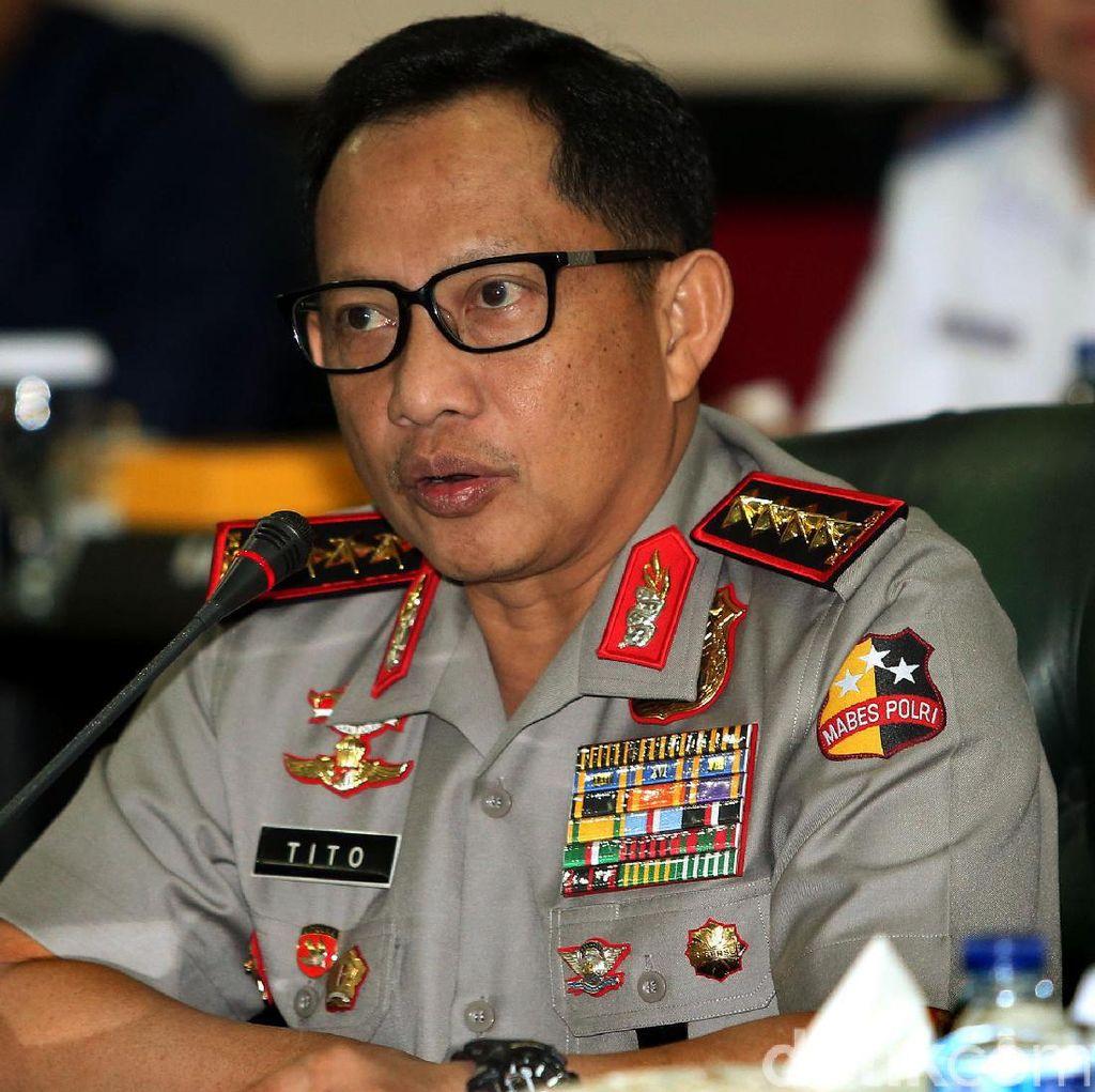Teroris Rois Kendalikan Jaringan di Cilegon dari Nusakambangan