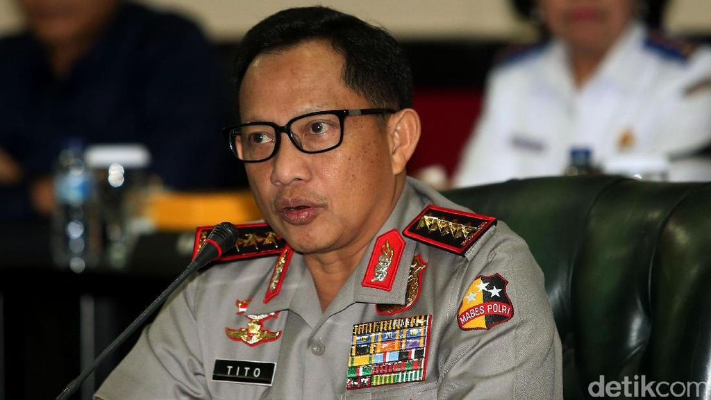 Kapolri: Teroris Suryadi Selundupkan Senjata dari Filipina