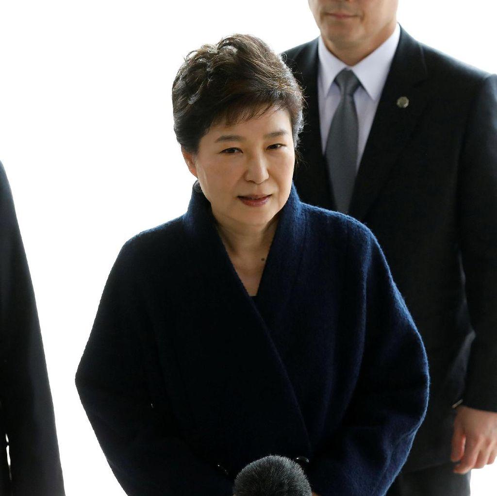 Korut Ancam Eksekusi Mati Eks Presiden Korsel Park Geun Hyee