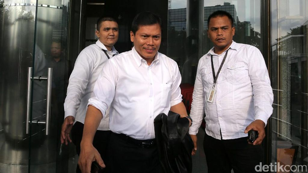 Harry Mulya Diperiksa KPK