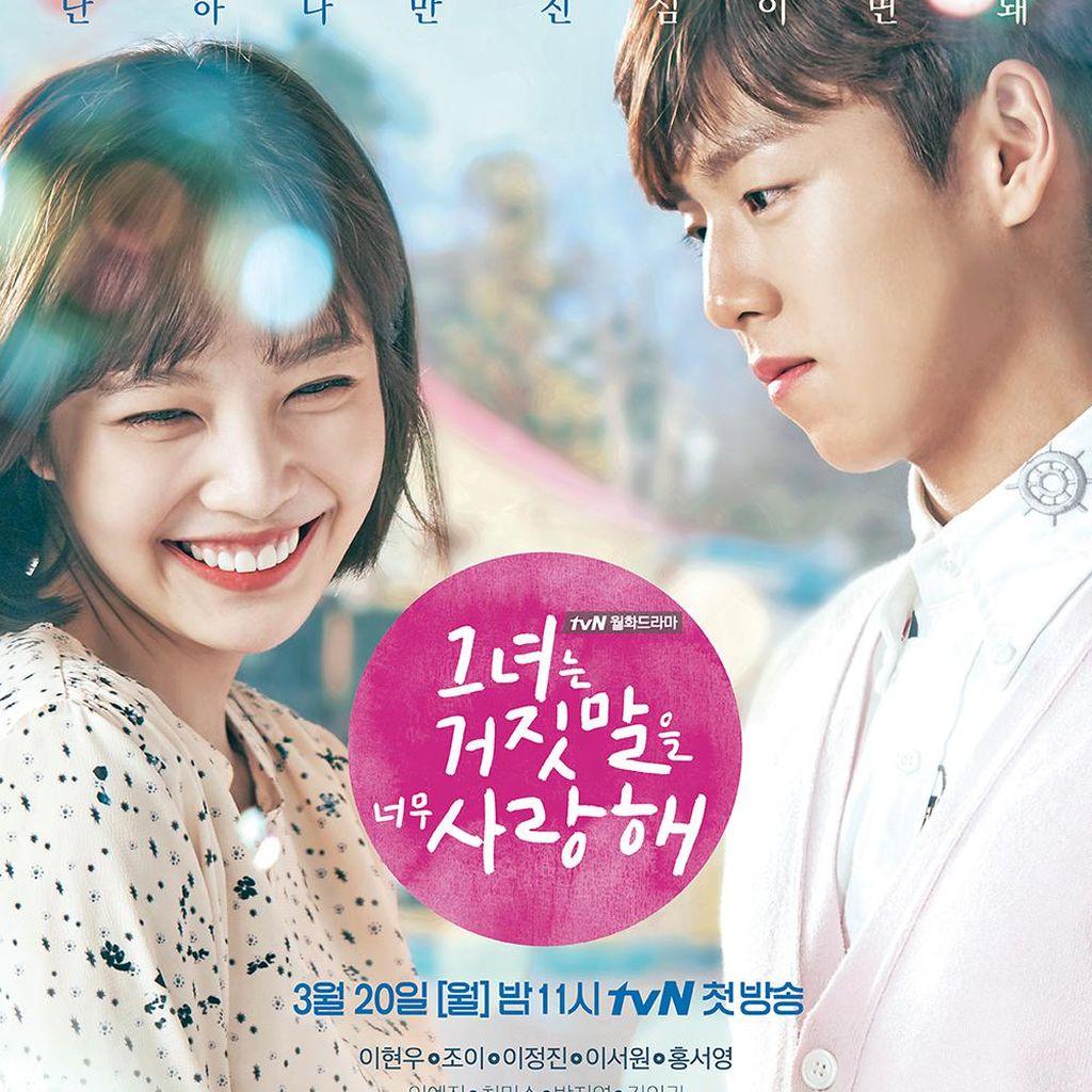 Perdana Main Drama, Akting Joy Red Velvet Dikritik Netizen