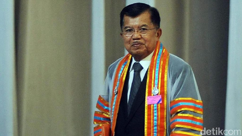 JK Bertemu PM Thailand, Bahas Pariwisata Hingga Perikanan