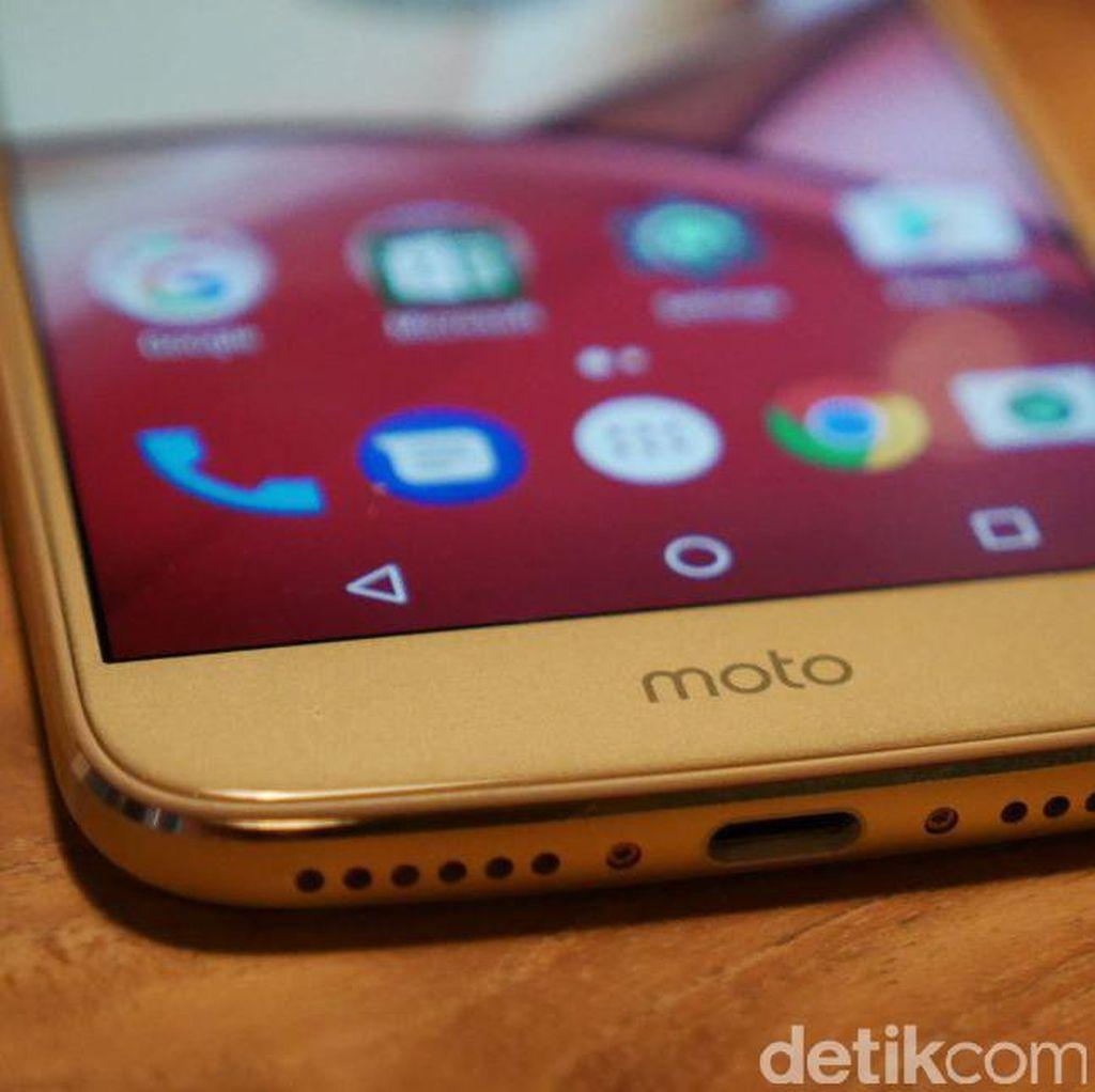 Motorola Belum Mau Jor-joran Jualan di Indonesia