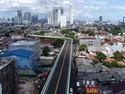 TransJakarta Bakal Tambah Lift dan Eskalator di Jalan Busway Layang
