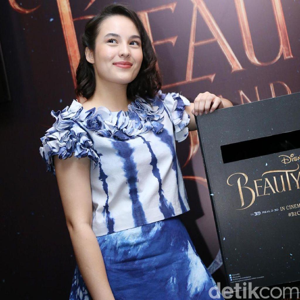 Imajinasi Penuh Nostalgia Chelsea Islan dalam Beauty and The Beast
