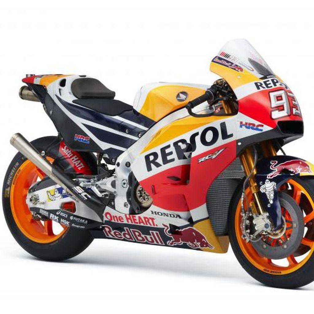 Honda RC213V, Dari Dekat dengan Motor Sang Juara Dunia MotoGP