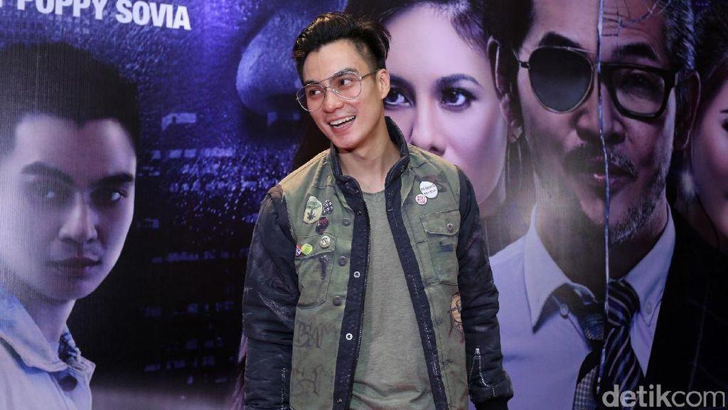 Berawal dari Medsos, Baim Wong Cerita Perkenalan dengan Vebby Palwinta