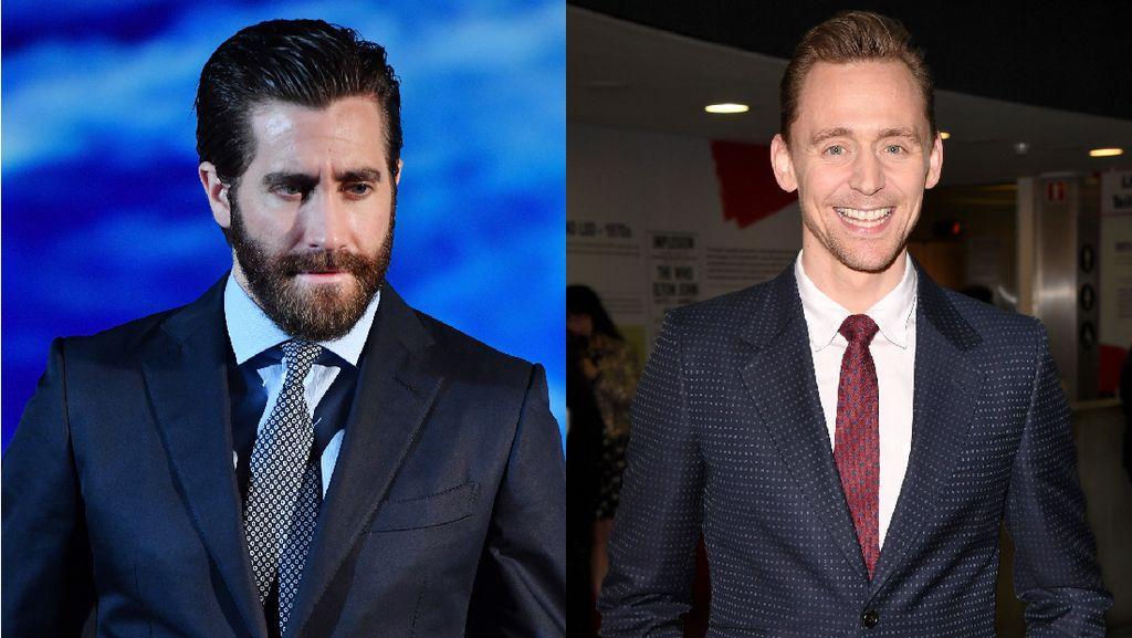Jake Gyllenhaal dan Tom Hiddleston Tak Lagi Mau Bicarakan Taylor Swift