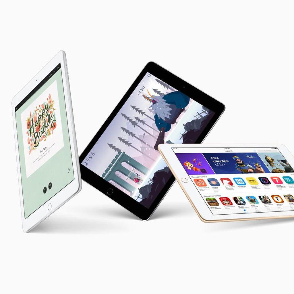Desain iPad 9,7 Inch Terbaru Jadi Sorotan