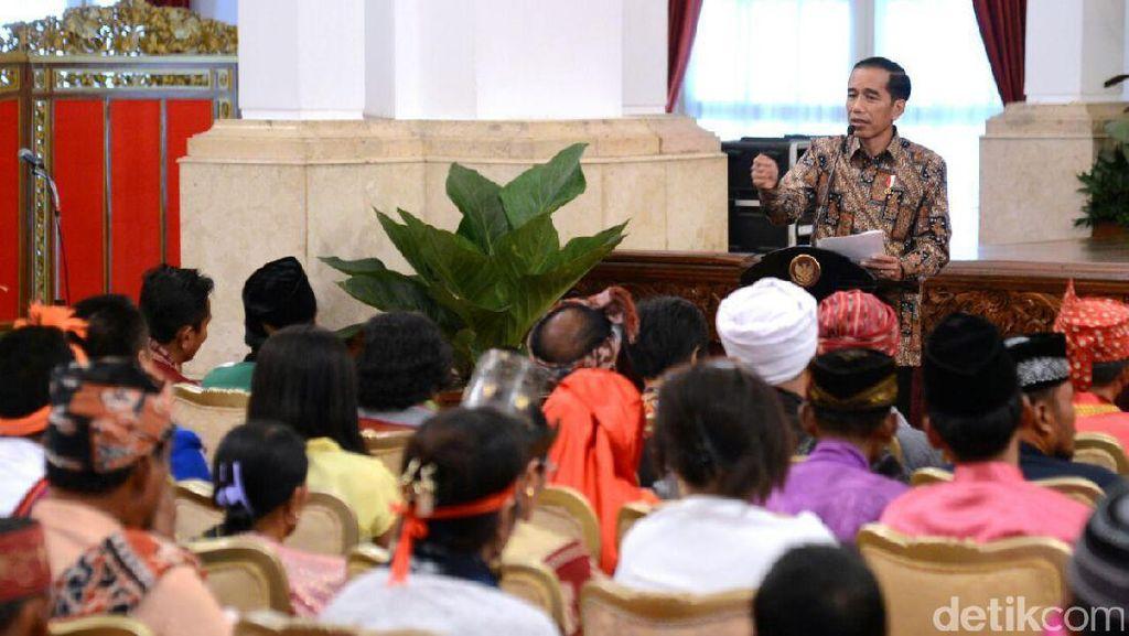 Ini Jurus Jokowi Agar Ekonomi RI Merata dari Sabang Sampai Merauke