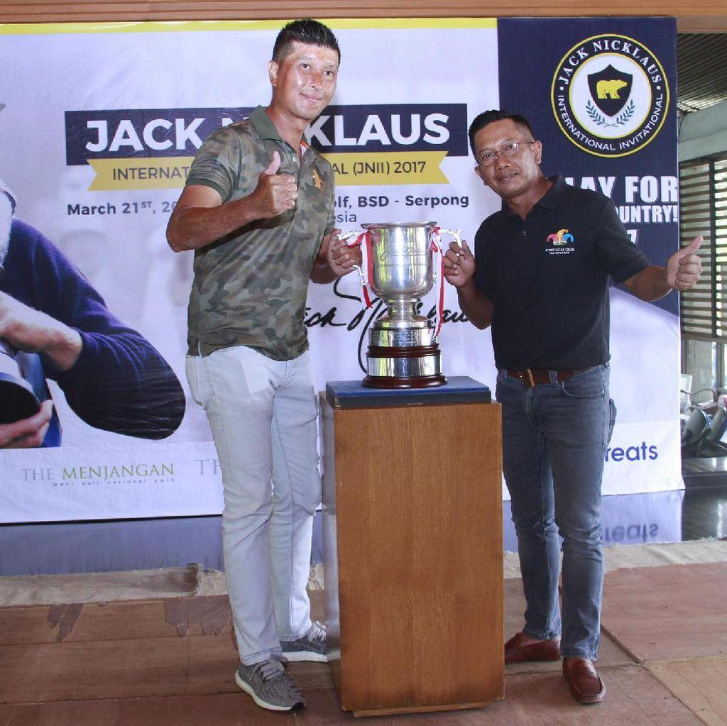 Dua Pemenang Turnamen Golf JNII Wakili Indonesia di AS