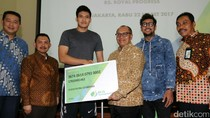 150 Atlet Indonesia Dicover BPJS Ketenagakerjaan
