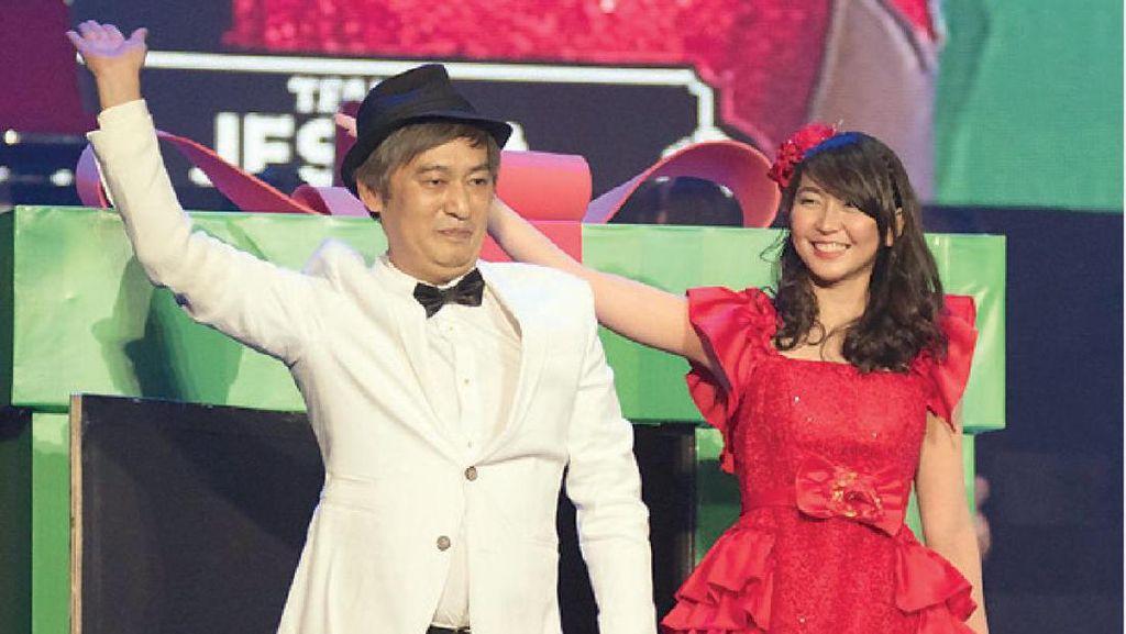 Sosok Manajer JKT48 Inao Jiro Dikenal Ramah Namun Tegas Saat Kerja