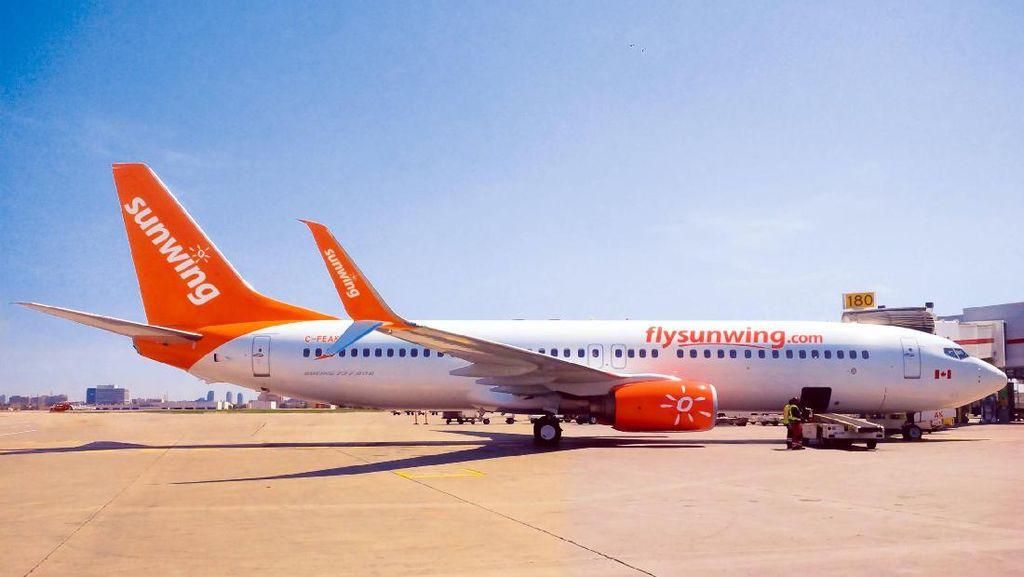 Waduh! Pilot Mabuk di Kanada Ditemukan Pingsan di Kokpit Pesawat