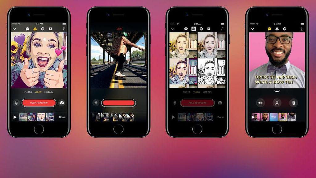 Mengenal Apple Clips, Aplikasi Pembuat Video Ekspresif
