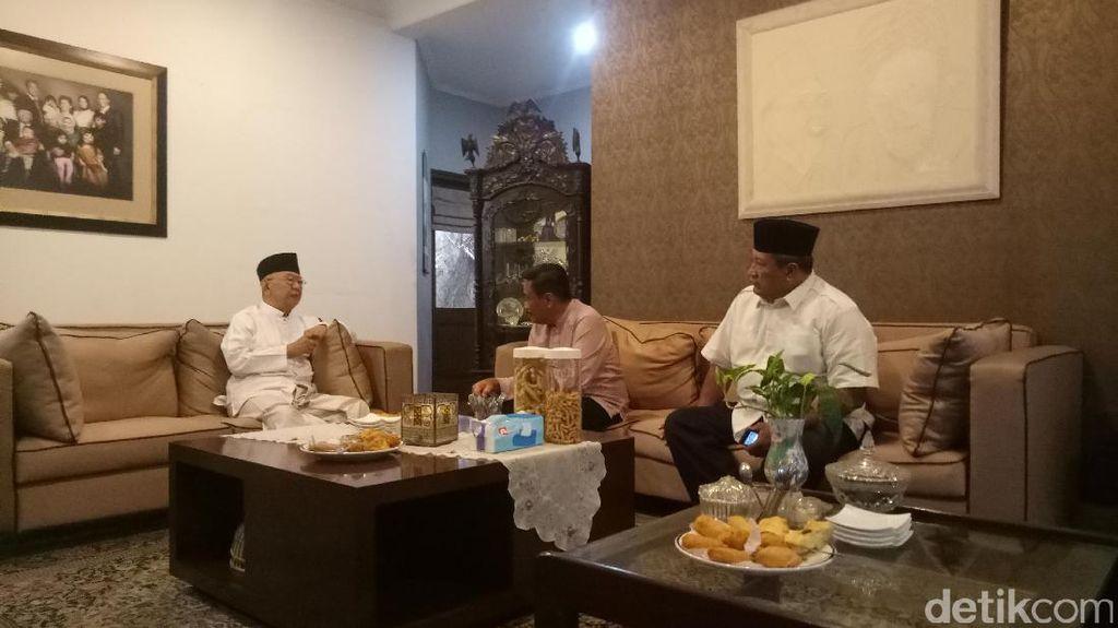 Gus Sholah: Tidak Boleh Ada Perpecahan di Pilkada DKI