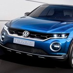Inikah Wajah Penantang Nissan Juke dari VW?