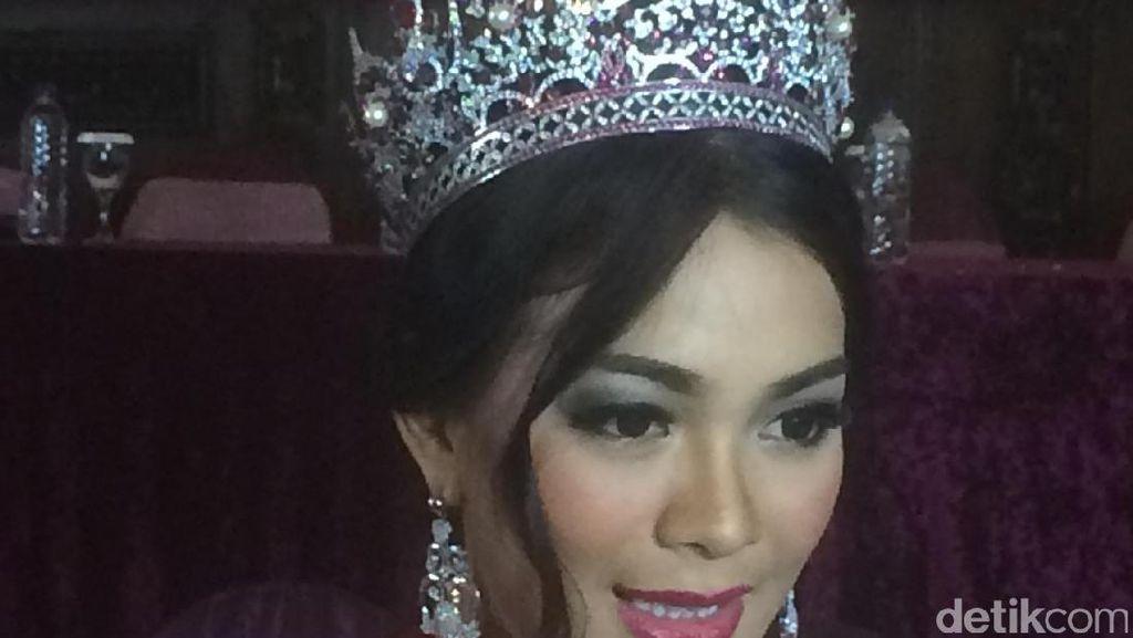 Pesan Kezia Warouw pada Junior yang Ikut Puteri Indonesia 2017