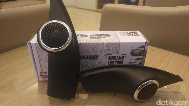 Berapa Biaya Upgrade Audio Mobilio?