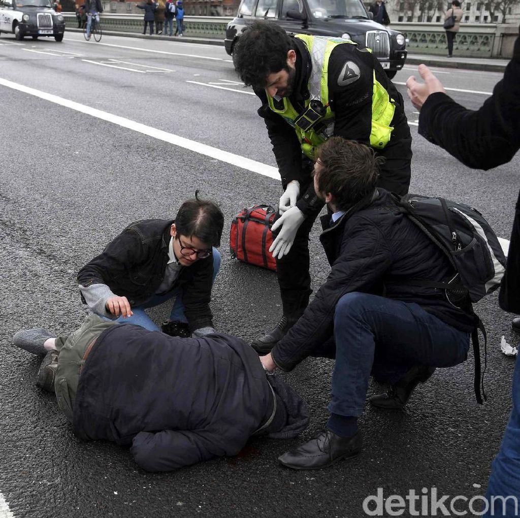 Kemenlu: Sejauh ini Tak Ada WNI yang Jadi Korban Teror di London