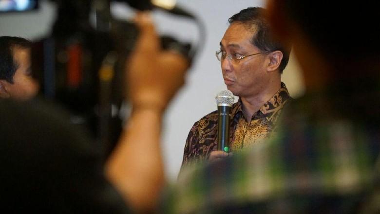 Dirut Semen Indonesia Dimakamkan di San Diego Hills