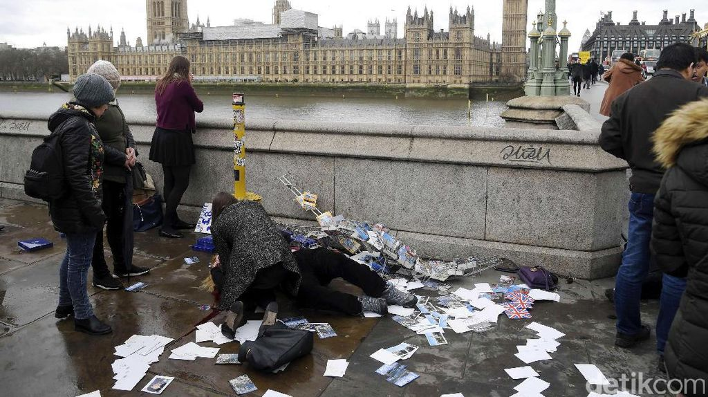 Dua Orang Meninggal dalam Insiden Penembakan di London
