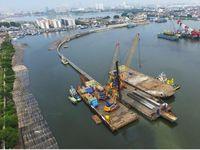 Permukaan Tanah Turun 12 Cm/Tahun, Tanggul Pantai Jakarta Jadi Prioritas