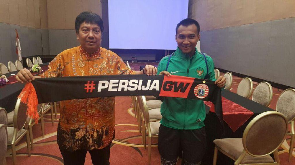 Persija Rekrut Muhammad Hargianto
