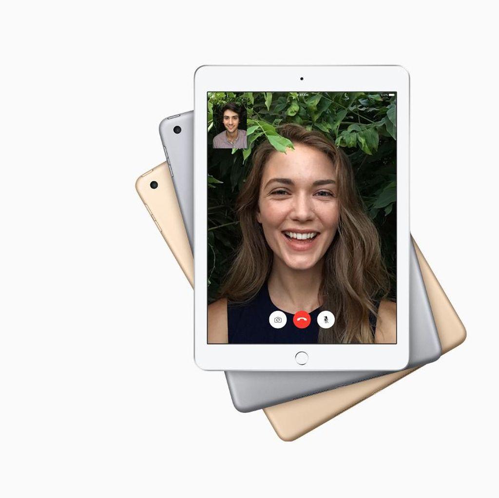 iPad Anyar Mejeng di Situs Sertifikasi Kominfo