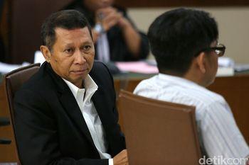RJ Lino Jadi Saksi Sidang Korupsi Mobile Crane