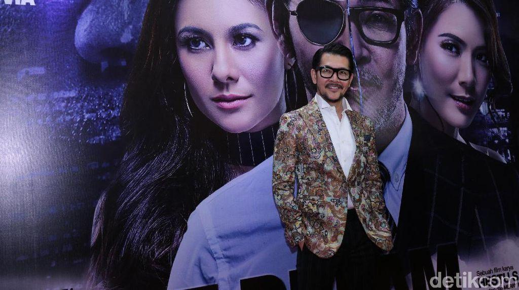Ferry Salim Perankan Mafia di Film Terbaru
