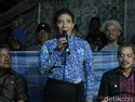 Kunjungi Buton, Susi Minta Nelayan Setop Pakai Bom Ikan