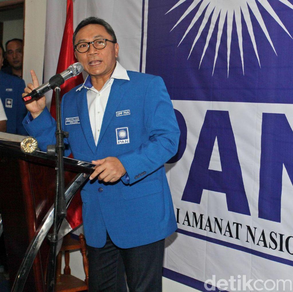 Zulkifli Hasan Dapat Dukungan dari Kader PAN Maju Pilpres