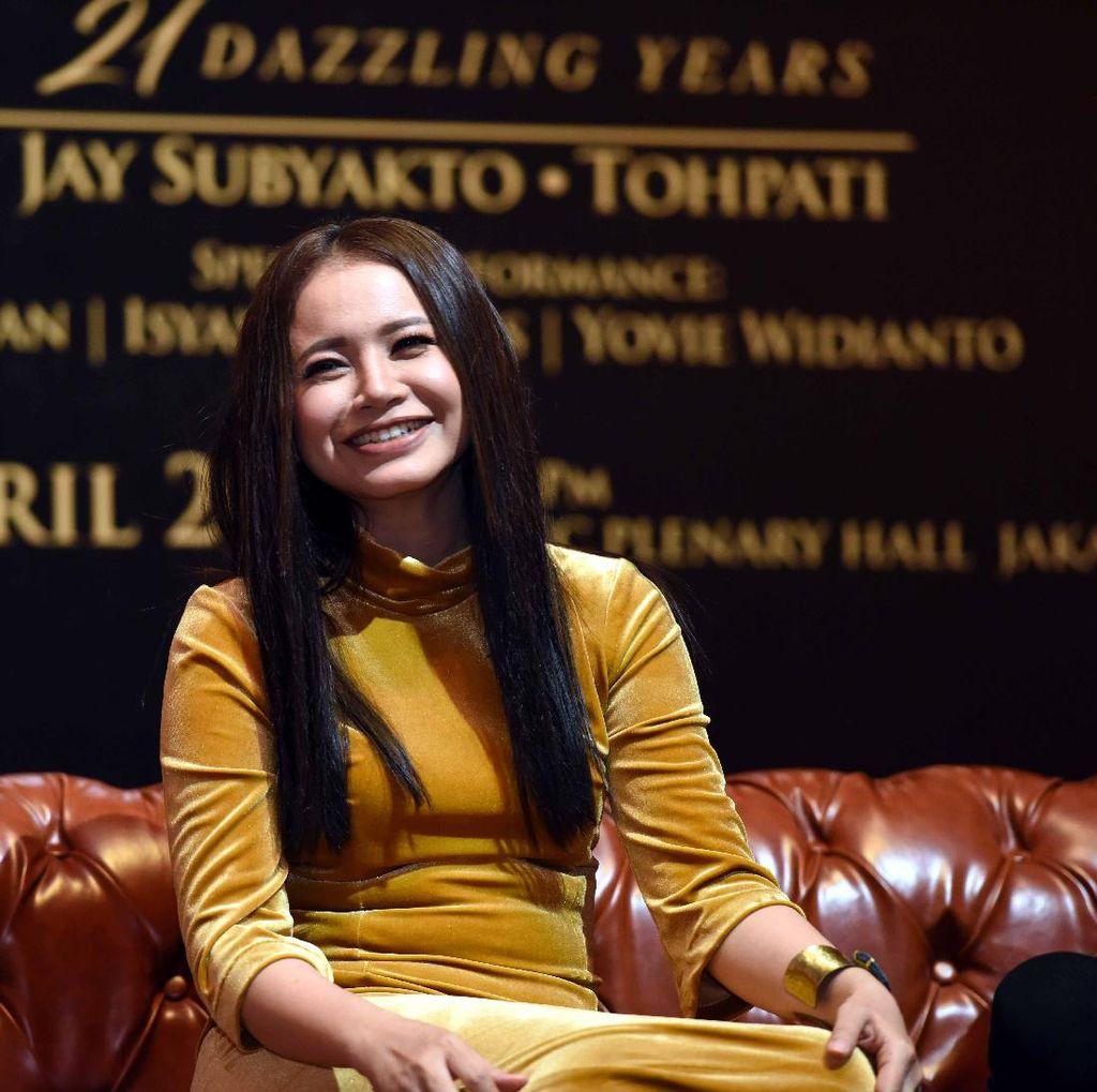 Rayakan 21 Tahun Menyanyi, Rossa Gelar Konser