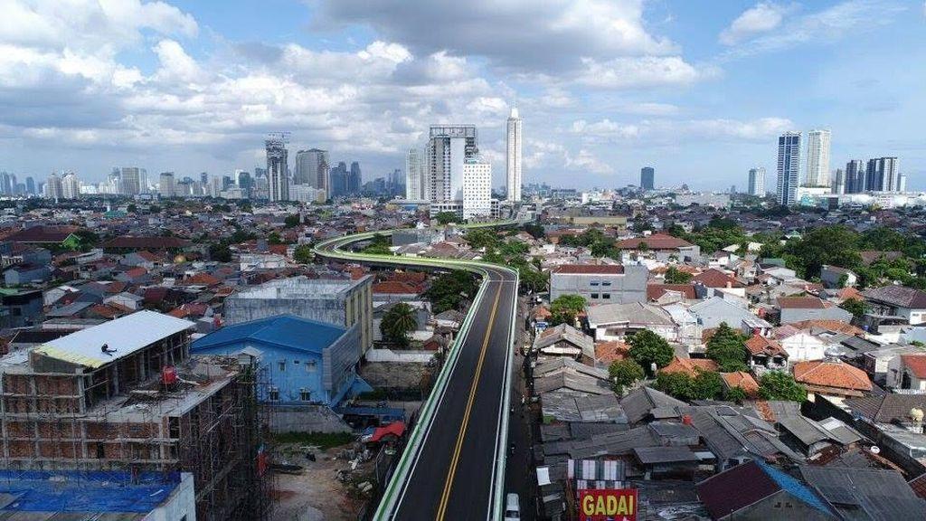 Membentang 9,3 Km, Busway Layang Ciledug-Tendean Telan Rp 2,3 T